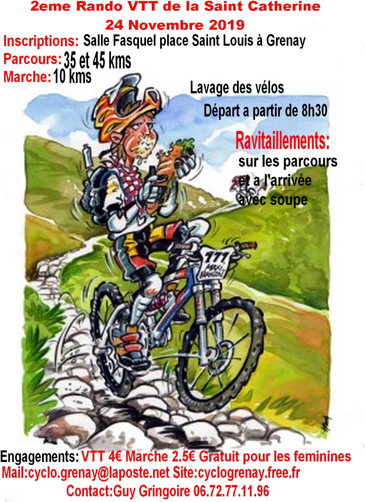 Calendrier Cyclotourisme 2019 Nord Pas De Calais.Bienvenue Sur Le Site Du Cyclo Club De Grenay